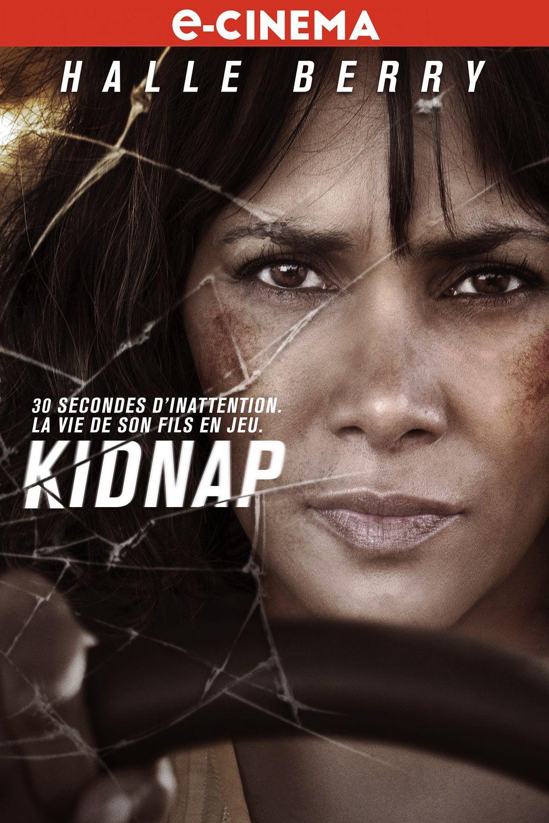 KIDNAP avec Halle Berry en e-cinema le 14 septembre 2017 chez TF1 Studio
