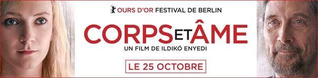 Découvrez 3 EXTRAITS inédits de CORPS ET ÂME, Ours d'Or au festival de Berlin !
