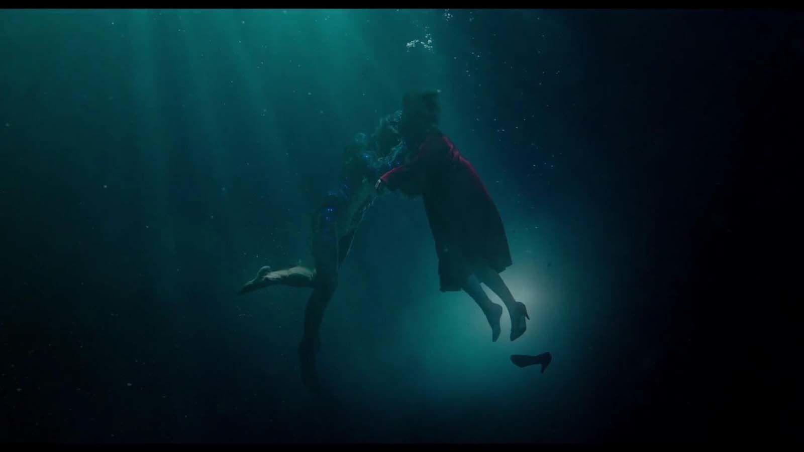 La Forme de l'Eau - The Shape of Water de Guillermo del Toro - Le 21 février 2018 au cinéma
