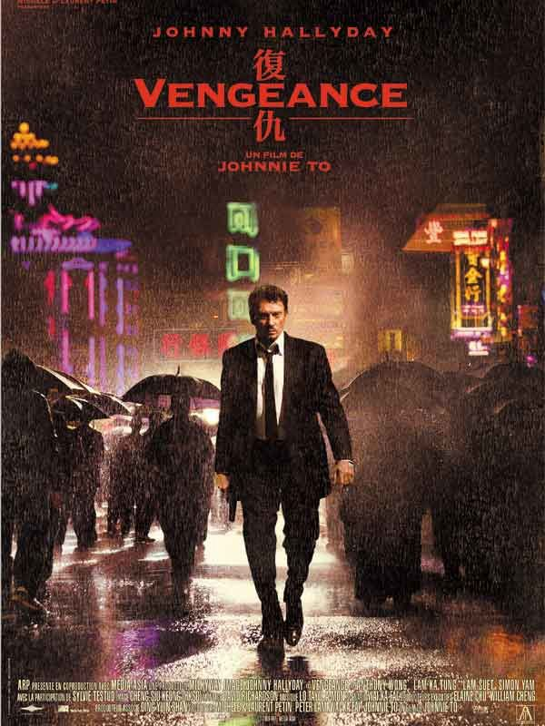Vengeance (BANDE ANNONCE VOST 2009) de Johnnie To avec Johnny Hallyday, Sylvie Testud