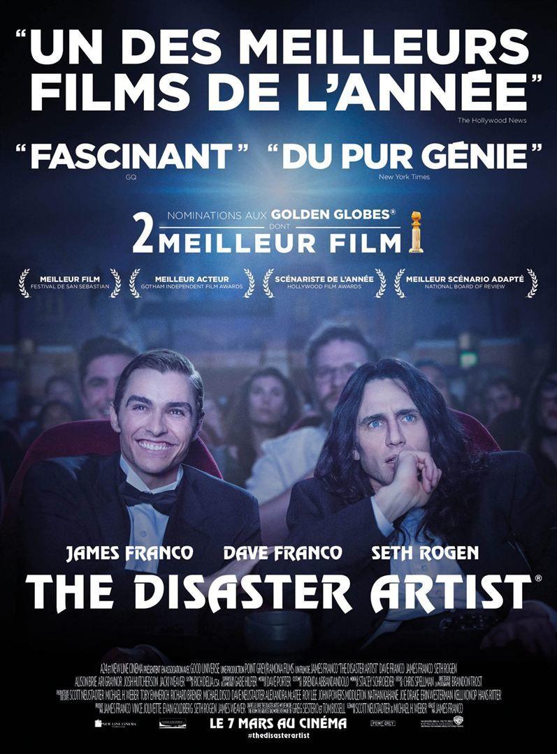 The Disaster Artist (BANDE-ANNONCE + 1 EXTRAIT) avec James Franco, Dave Franco - Le 7 mars 2018 au cinéma