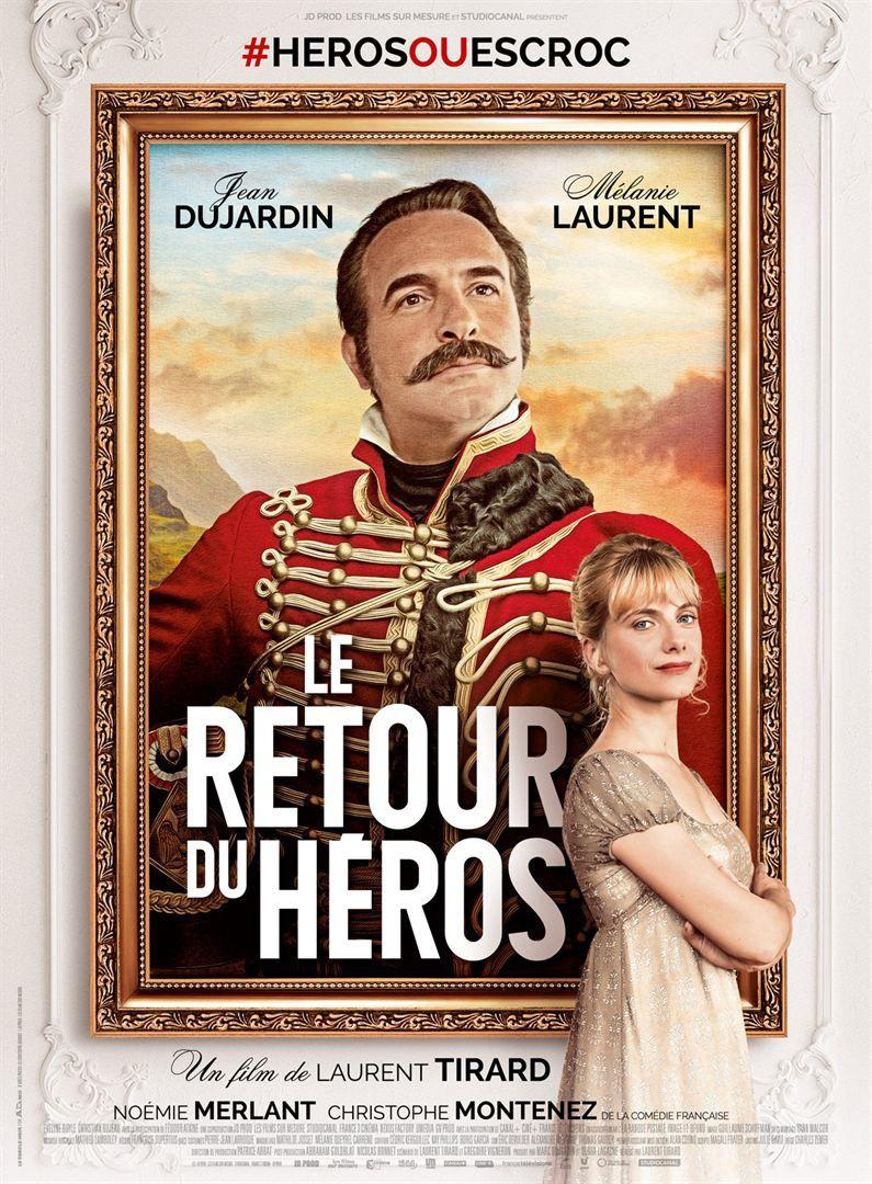 LE RETOUR DU HEROS avec Jean Dujardin, Mélanie Laurent (BANDE ANNONCE) Le 14 février 2018 au cinéma