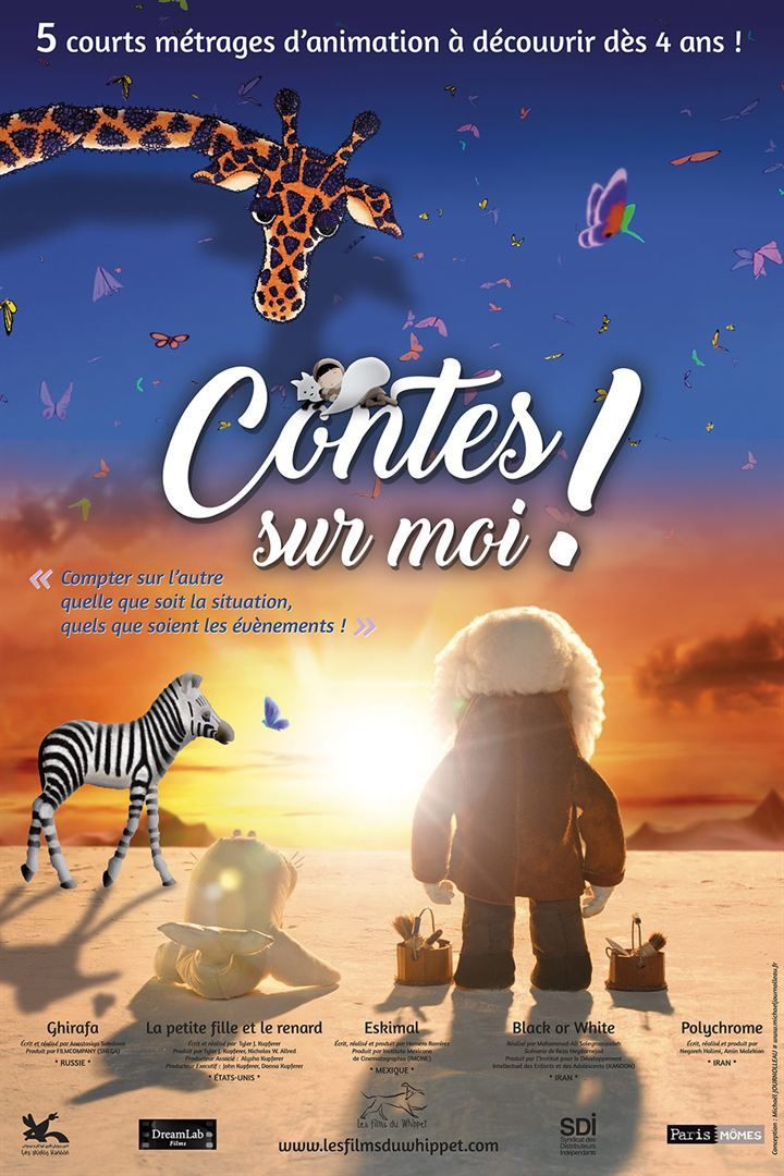 Contes sur moi ! (BANDE-ANNONCE) Le 21 février 2018 au cinéma