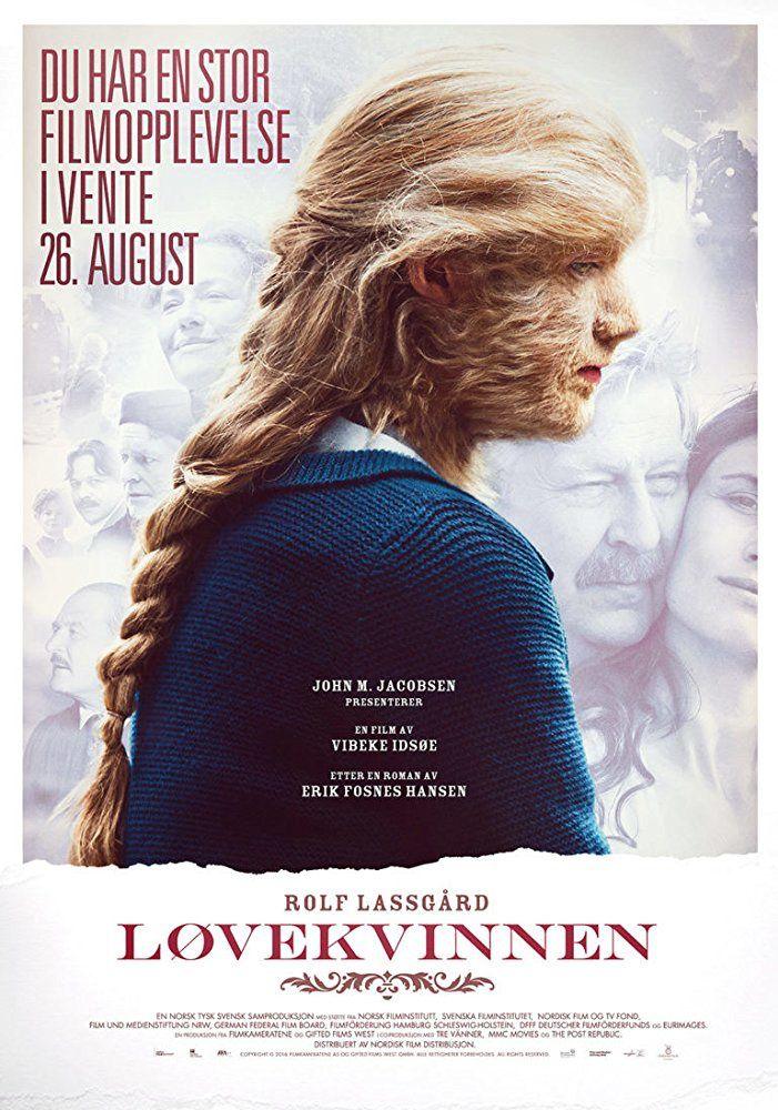 The Lion Woman (Løvekvinnen) (BANDE-ANNONCE VOST 2016) avec Rolf Lassgård