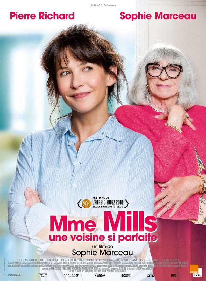 Mme Mills, une voisine si parfaite (BANDE-ANNONCE) avec Sophie Marceau, Pierre Richard - Le 7 mars 2018 au cinéma
