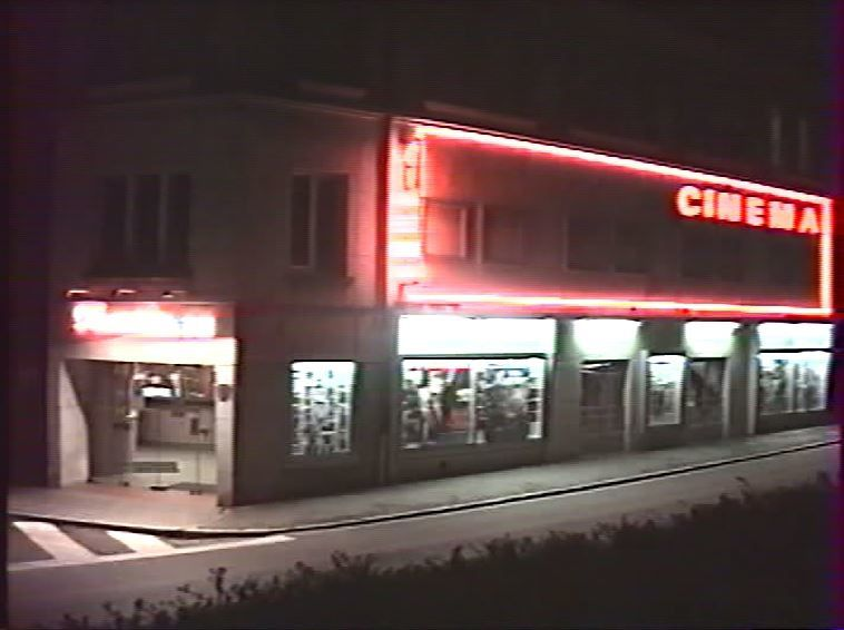 CINEMA LE FAMILIA - DINAN (BRETAGNE) VIDEO et PHOTOS 1993
