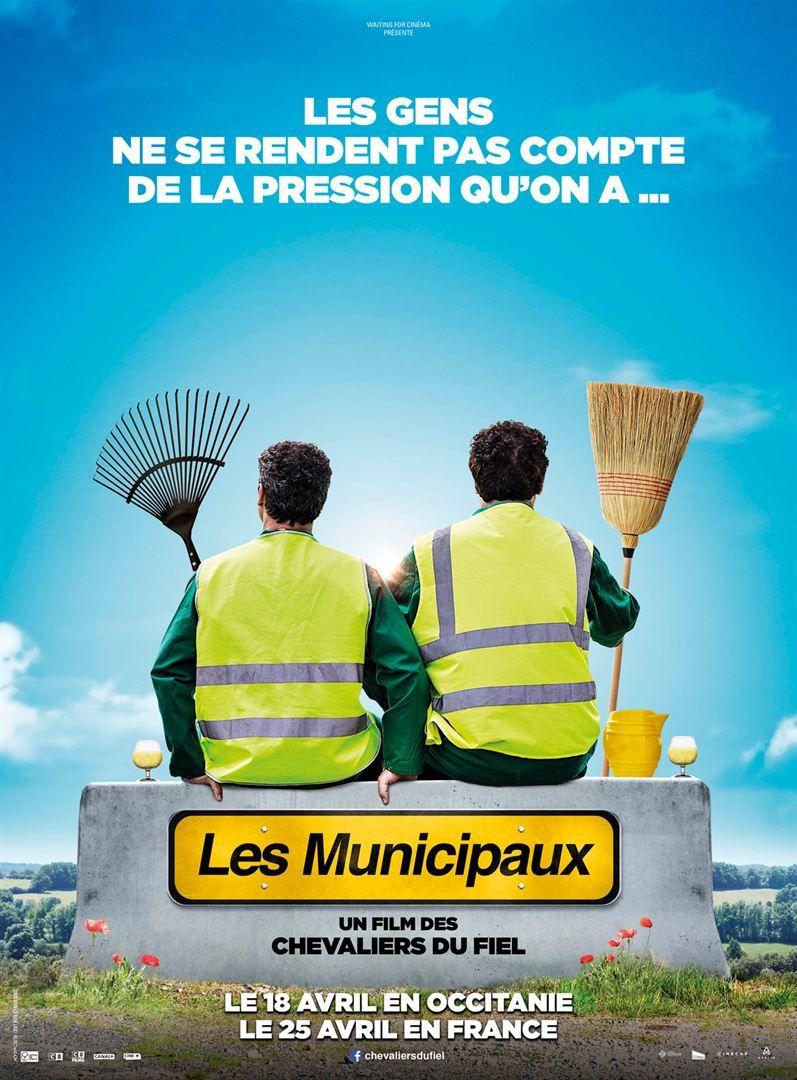 Les Chevaliers du Fiel dans Les municipaux, ces héros (BANDE-ANNONCE) Le 25 avril 2018 au cinéma