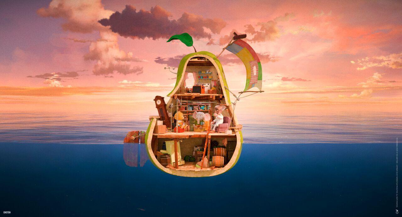 Mika & Sebastian : l'aventure de la poire géante (BANDE-ANNONCE) Le 25 avril 2018 au cinéma