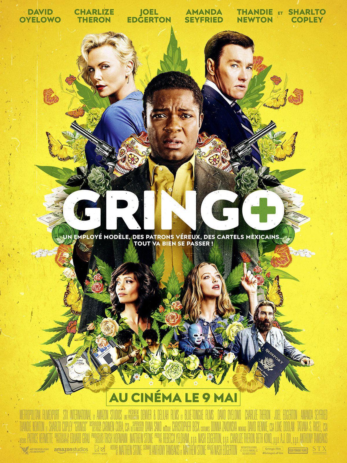 GRINGO AVEC CHARLIZE THERON : LE MAKING-OF DU FILM ! AU CINÉMA LE 9 MAI 2018
