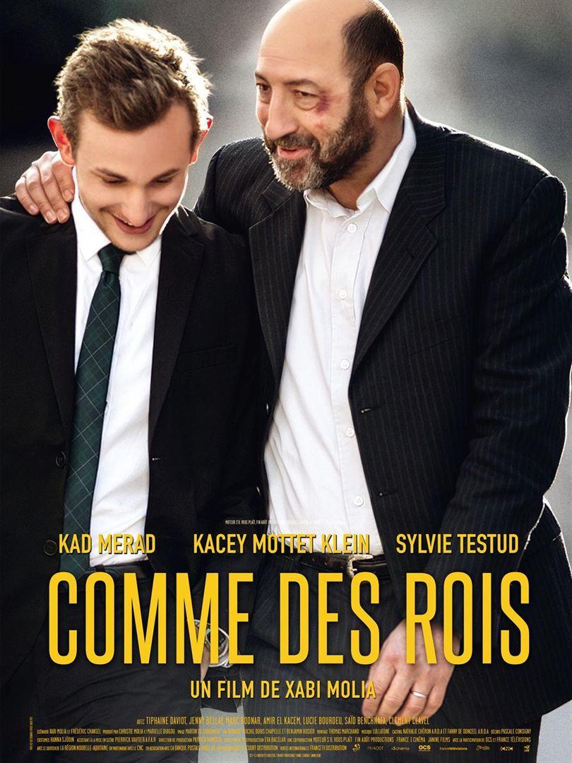 Comme des rois (BANDE-ANNONCE) avec Kad Merad, Kacey Mottet Klein, Sylvie Testud - Le 2 mai 2018 au cinéma