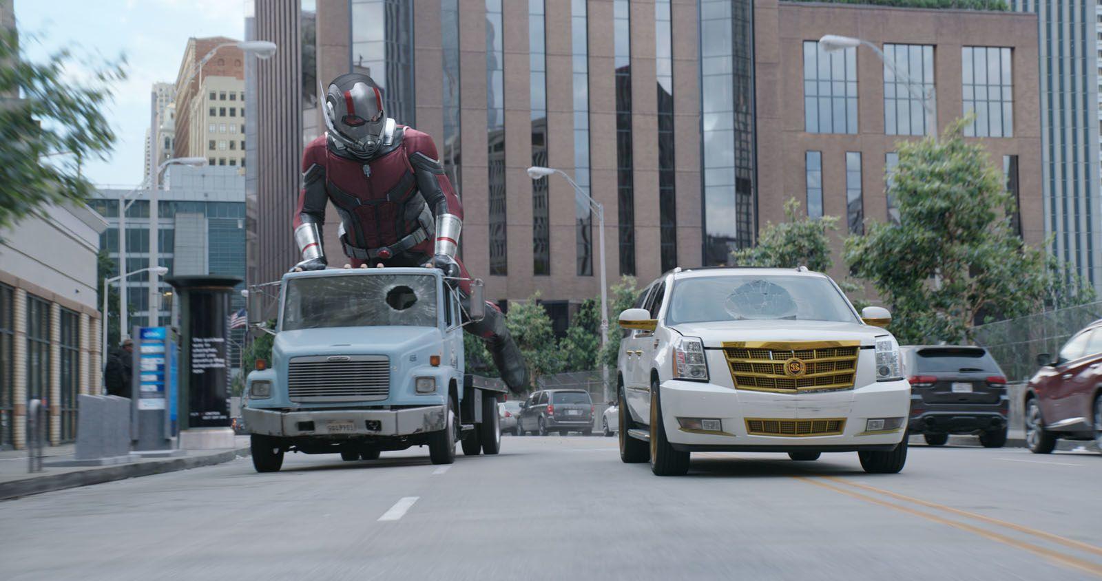 Ant-Man et la Guêpe (BANDE-ANNONCE OFFICIELLE) avec Paul Rudd, Michael Douglas - Le 18 juillet 2018 au cinéma