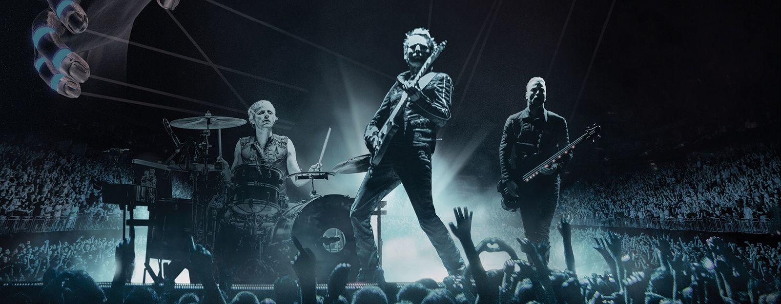 Muse : Drones World Tour (BANDE-ANNONCE) Au cinéma le 12 juillet 2018 à 20 heures