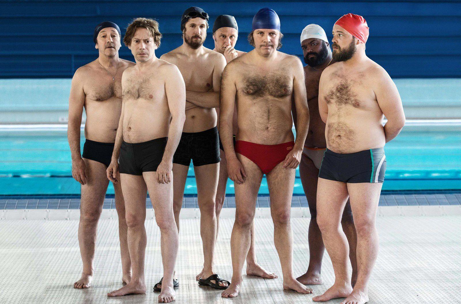 Le grand bain (LA BANDE-ANNNONCE) avec Mathieu Amalric, Guillaume Canet, Benoît Poelvoorde - Le 24 octobre 2018 au cinéma