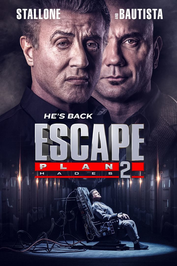 Evasion 2 - Le Labyrinthe d'Hades (BANDE-ANNONCE) avec Sylvester Stallone, Dave Bautista, 50 Cent - En DVD et BLU-RAY le 20 août 2018