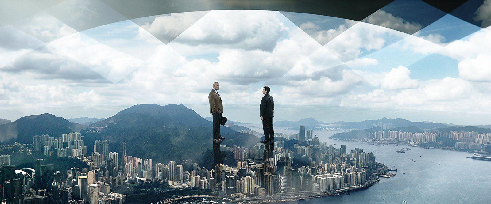 Skyscraper (BANDE-ANNONCE) avec Dwayne Johnson, Neve Campbell - Le 11 juillet 2018 au cinéma