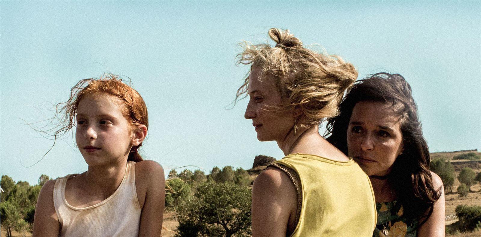 MA FILLE (BANDE-ANNONCE) avec Valeria Golino, Alba Rohrwacher - Le 27 juin 2018 au cinéma