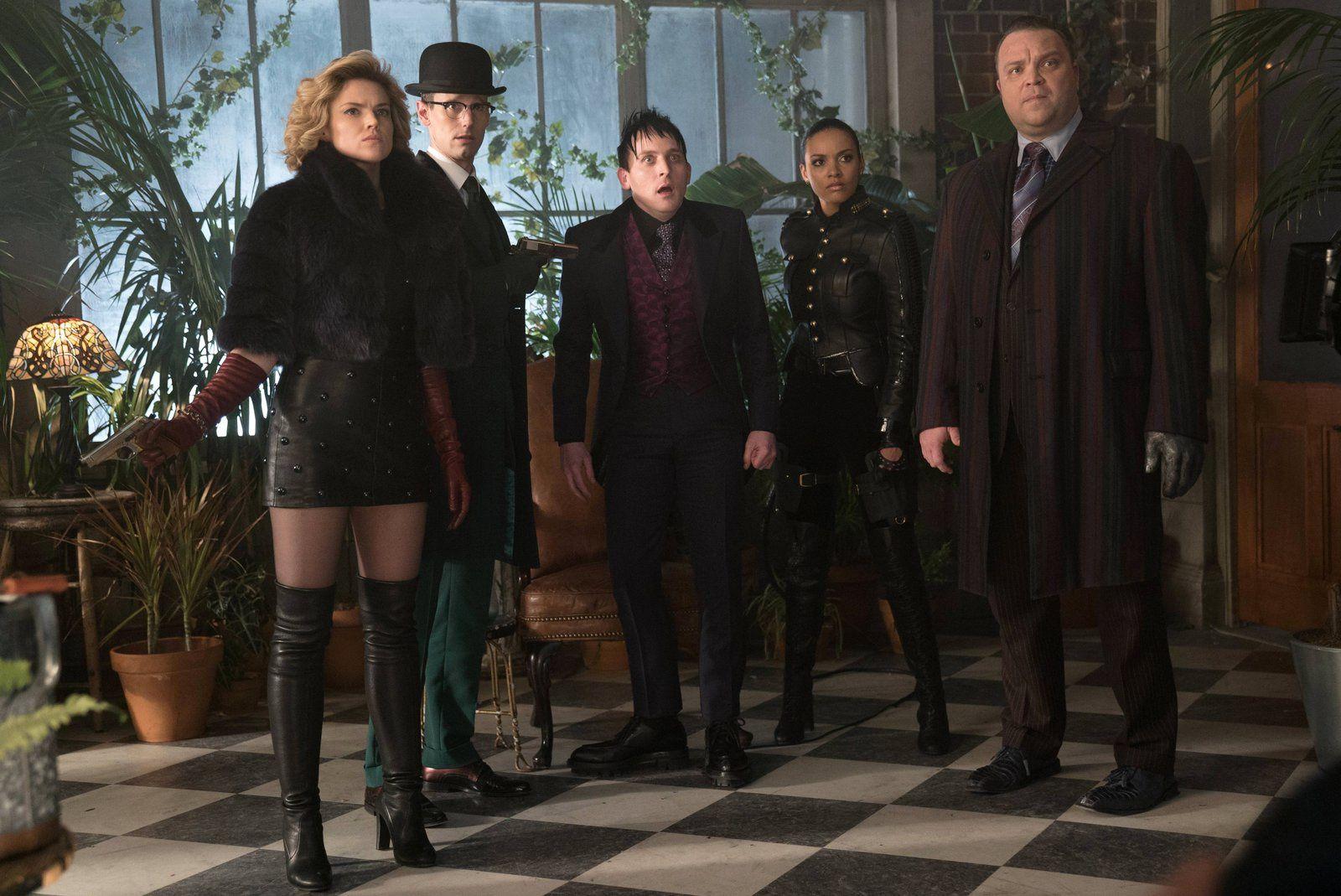 Gotham Saison 3 : Retrouvez l'inspecteur Gordon en DVD et Blu-Ray dès le 6 juin 2018 !