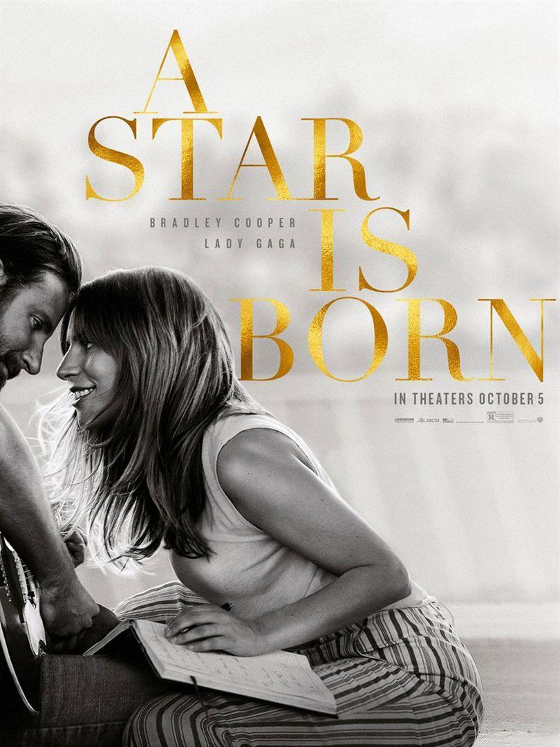 A Star is Born (Bande-Annonce) avec Lady Gaga et Bradley Cooper - Au cinéma le 3 octobre 2018