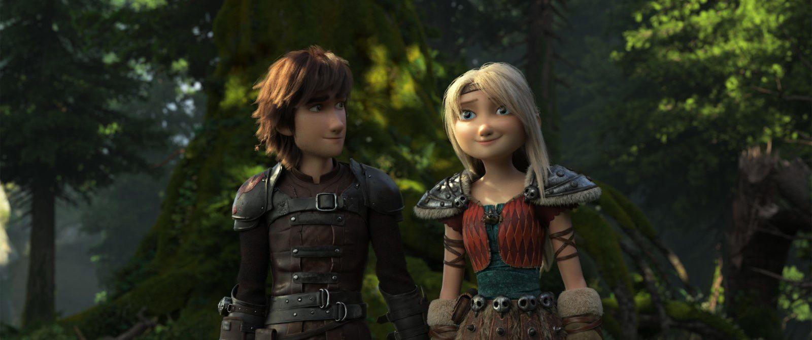 Dragons 3 : le monde caché (BANDE-ANNONCE 1 et 2) Le 6 février 2019 au cinéma