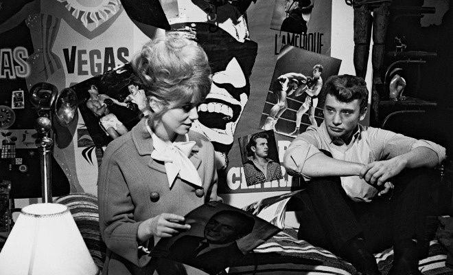Les Parisiennes (BANDE ANNONCE 1962) avec Catherine Deneuve, Johnny Hallyday, Eddy Mitchell