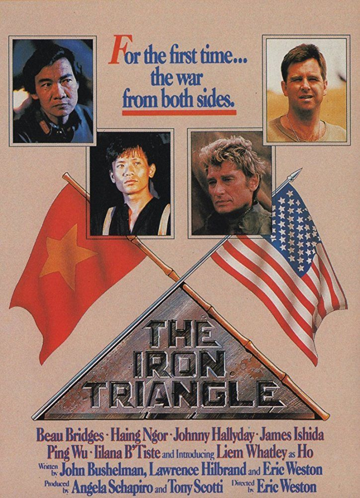 The Iron Triangle (Le triangle de fer) (BANDE-ANNONCE VO 1989) avec Beau Bridges, Haing S. Ngor, Johnny Hallyday