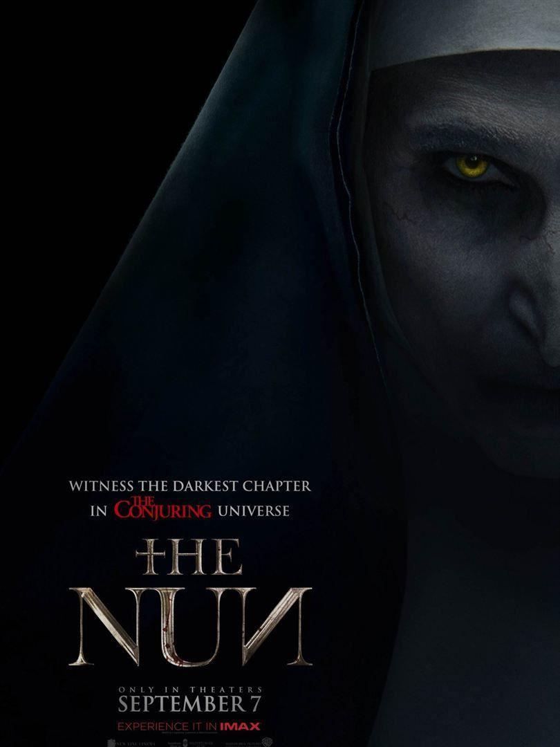 La nonne (BANDE-ANNONCE) de Corin Hardy - Le 19 septembre 2018 au cinéma