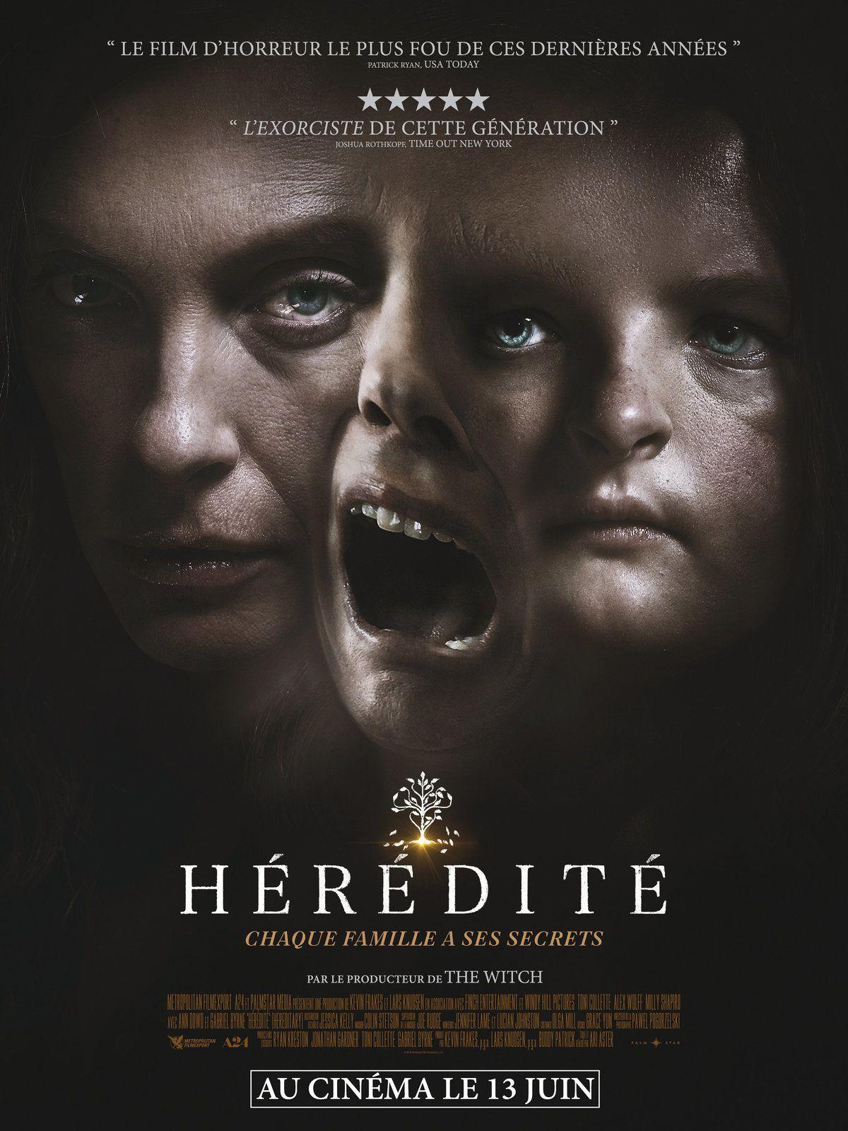 Hérédité (BANDE-ANNONCE VF et VOST) avec Toni Collette, Alex Wolff, Gabriel Byrne - Le 13 juin 2018 au cinéma