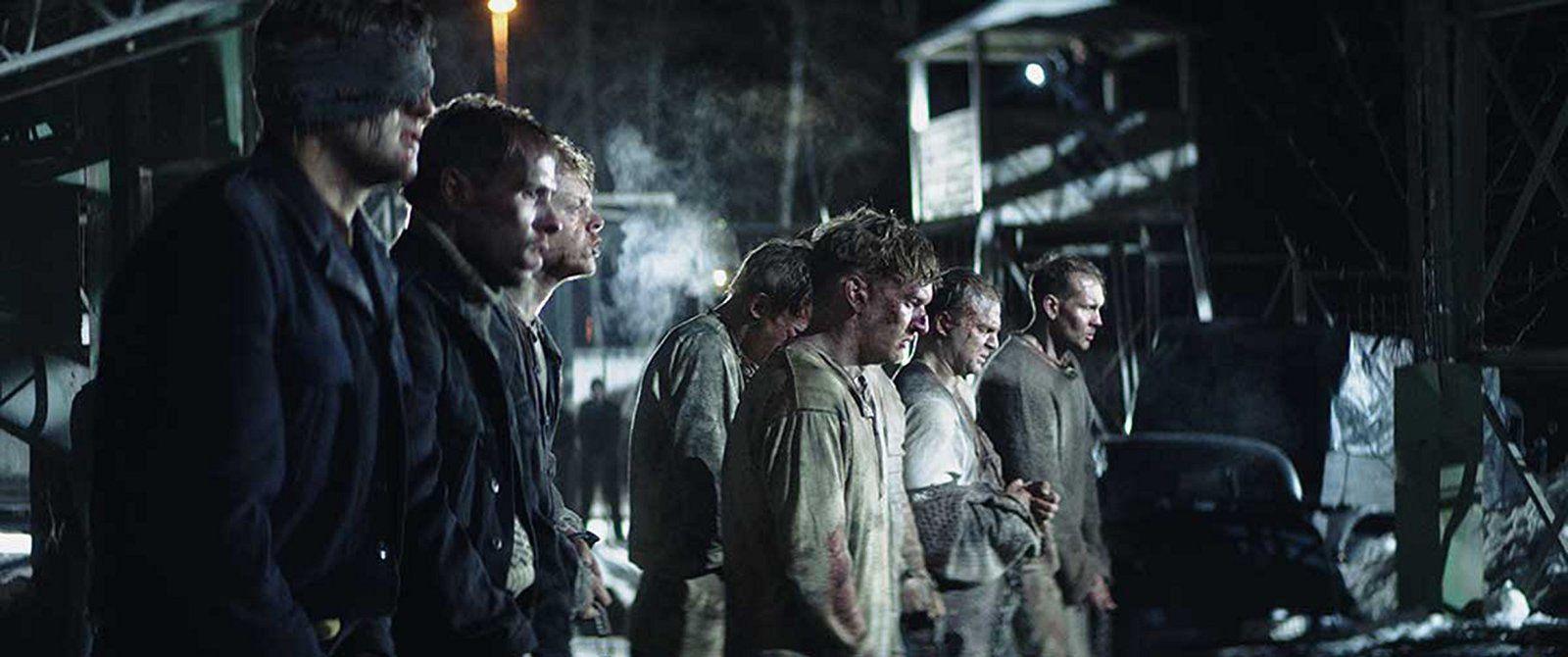 The 12th Man (BANDE-ANNONCE VO) avec Jonathan Rhys Meyers, Thomas Gullestad, Mads Sjøgård Pettersen