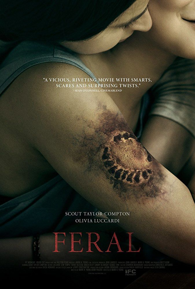 Feral (BANDE-ANNONCE VO) avec Scout Taylor-Compton, Olivia Luccardi, Lew Temple