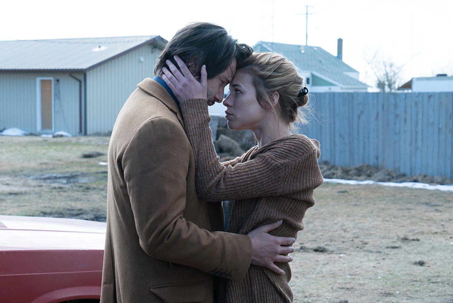Siberia (BANDE-ANNONCE VO) avec Keanu Reeves, Molly Ringwald, Ana Ularu