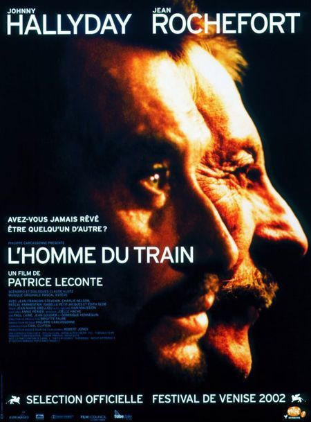 L'Homme du train (BANDE ANNONCE US 2002) avec Jean Rochefort, Johnny Hallyday (The Man on the Train)