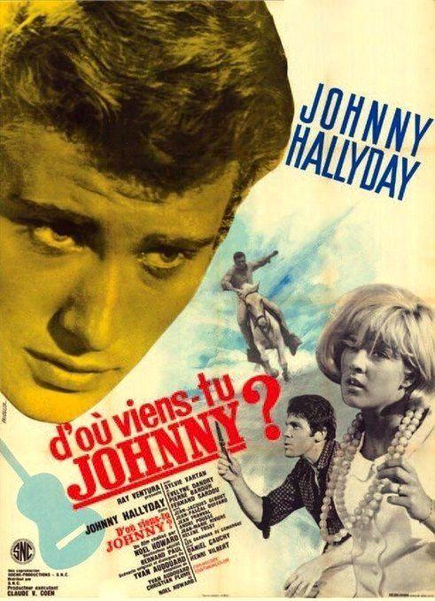D'où viens-tu... Johnny ? (1963) (BANDE-ANNONCE) avec Johnny Hallyday, Sylvie Vartan