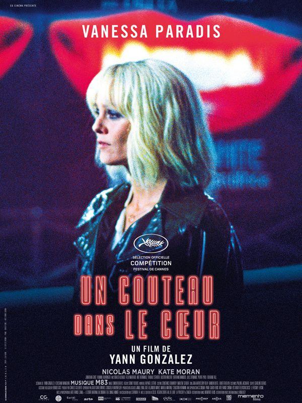 Un couteau dans le coeur (BANDE-ANNONCE) avec Vanessa Paradis, Nicolas Maury - Le 27 juin 2018 au cinéma