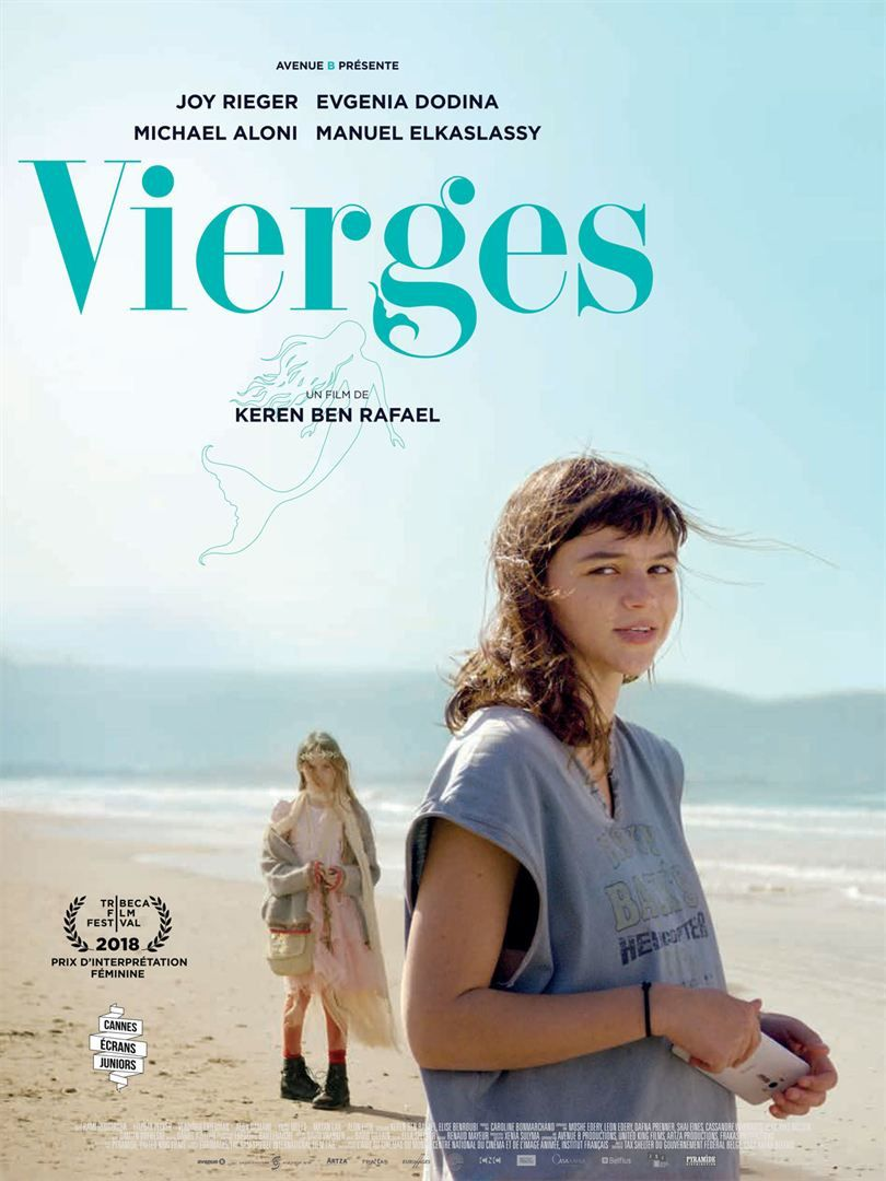 Vierges (BANDE-ANNONCE) de Keren Ben Rafael - Le 25 juillet 2018 au cinéma