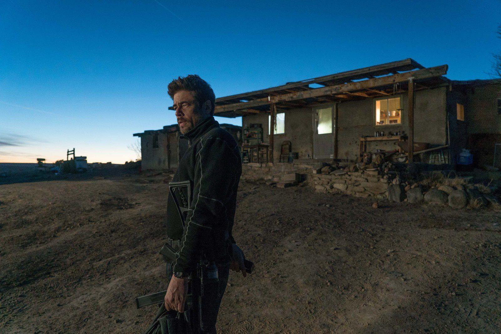 SICARIO : LA GUERRE DES CARTELS avec Benicio Del Toro et Josh Brolin - Découvrez la bande-annonce - Le 27 juin 2018 au cinéma.
