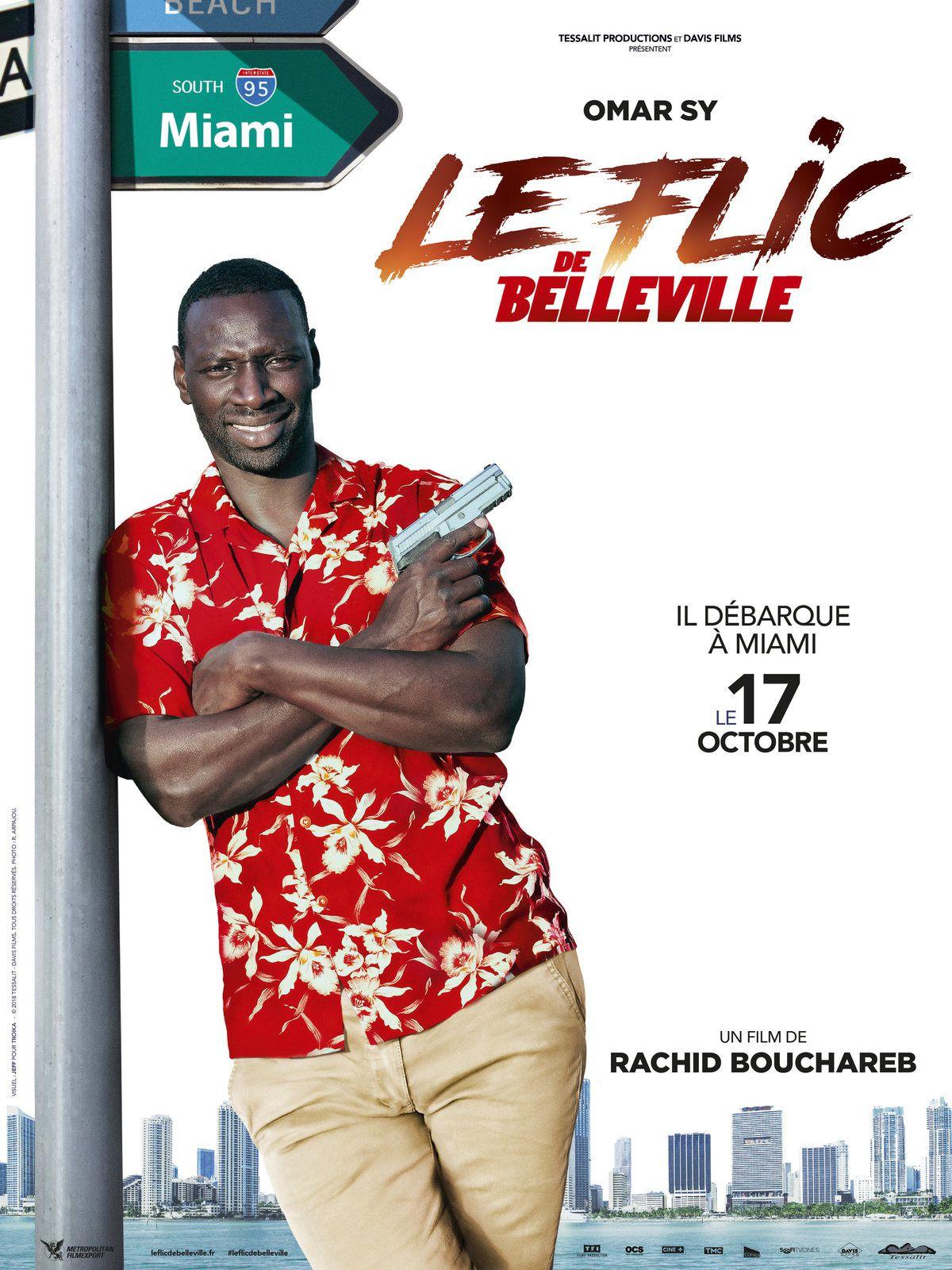 Omar SY dans LE FLIC DE BELLEVILLE - Découvrez la bande-annonce - Au cinéma le 17 octobre 2018