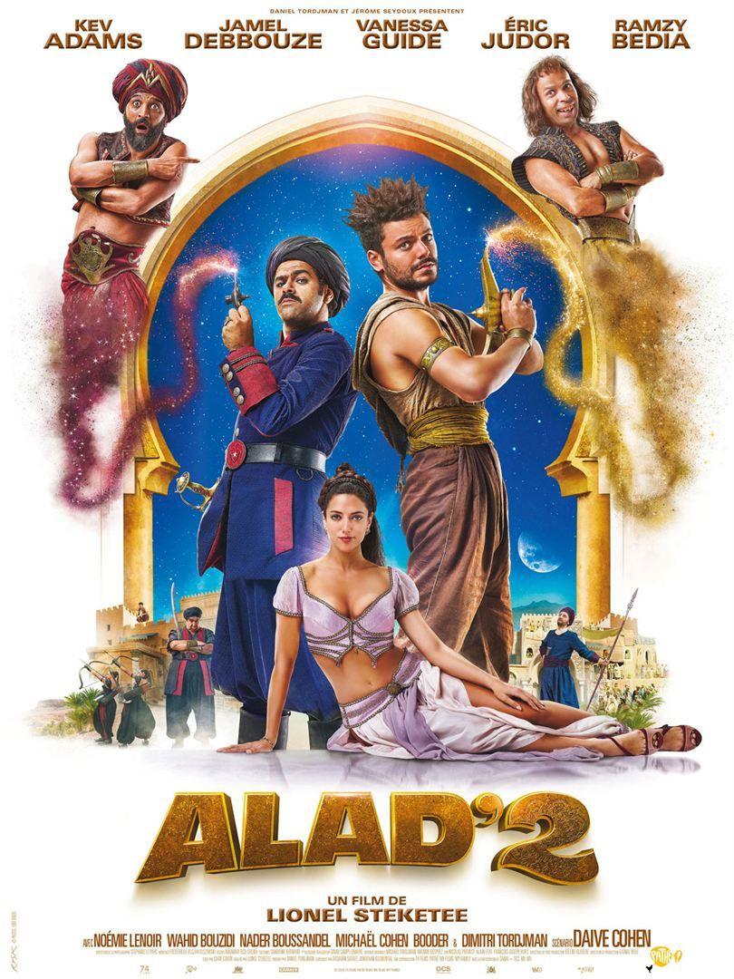 Alad'2 (BANDE-ANNONCE) avec Kev Adams, Jamel Debbouze - Le 3 octobre 2018 au cinéma
