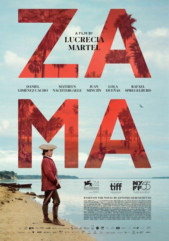 Zama (BANDE-ANNONCE) de Lucrécia Martel - Le 11 juillet 2018 au cinéma