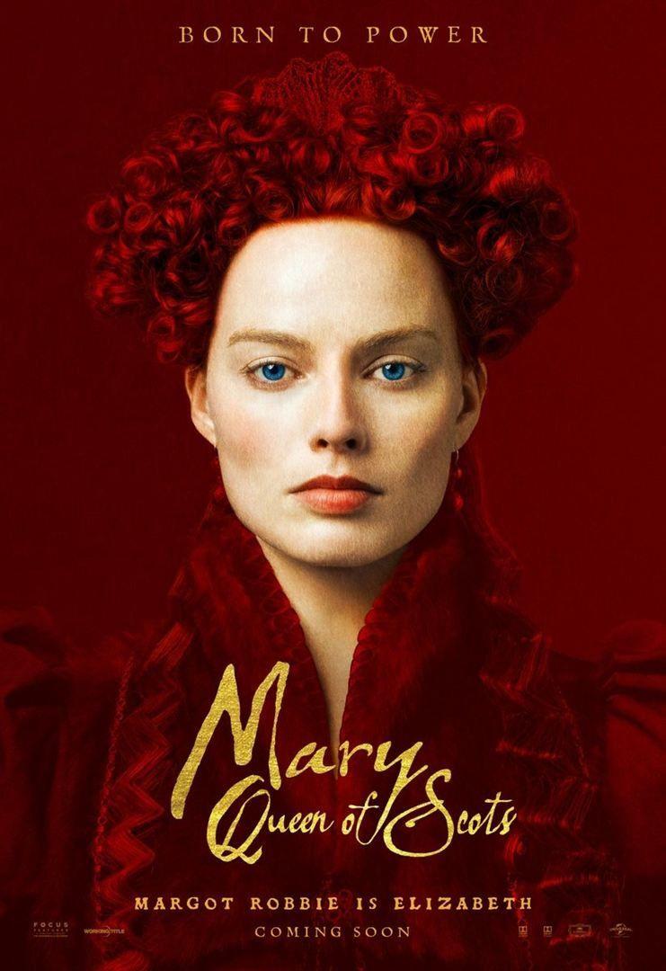 Mary Queen of Scots (BANDE-ANNONCE) avec Saoirse Ronan, Margot Robbie - Le 7 novembre 2018 au cinéma