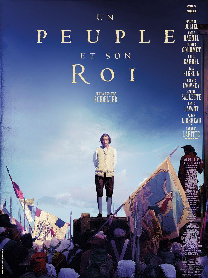 UN PEUPLE ET SON ROI (BANDE-ANNONCE) avec Gaspard Ulliel, Adèle Haenel, Louis Garrel, Laurent Lafitte - Le 26 septembre 2018 au cinéma