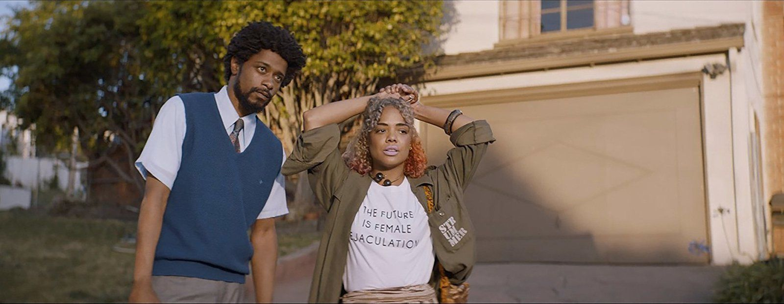 Sorry to bother you (BANDE-ANNONCE) avec Lakeith Stanfield, Tessa Thompson, Danny Glover - Le 30 janvier 2019 au cinéma
