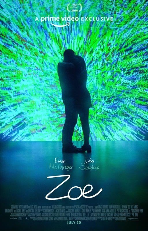 Zoe (BANDE-ANNONCE) avec Ewan McGregor, Léa Seydoux, Christina Aguilera - Le 20 juillet 2018 sur Netflix