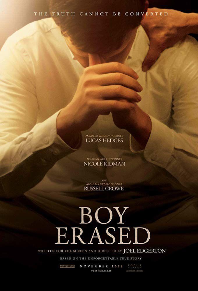 Boy Erased (BANDE-ANNONCE VO) avec Nicole Kidman, Russell Crowe, Lucas Hedges - Au cinéma le 27 mars 2019