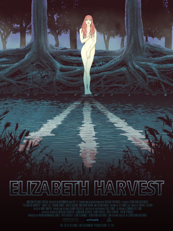 Elizabeth Harvest (BANDE-ANNONCE) de Sebastian Gutierrez avec Abbey Lee, Ciarán Hinds