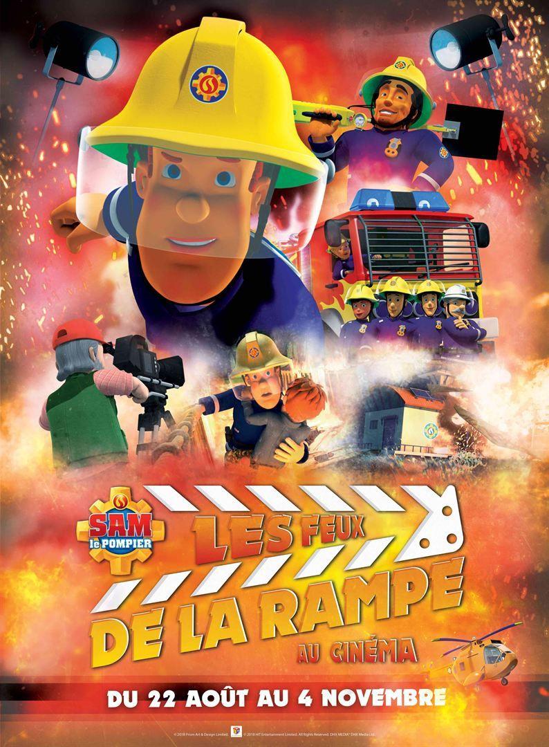 Sam le Pompier - Les feux de la rampe (BANDE-ANNONCE) Du 22 août au 4 novembre 2018 au cinéma