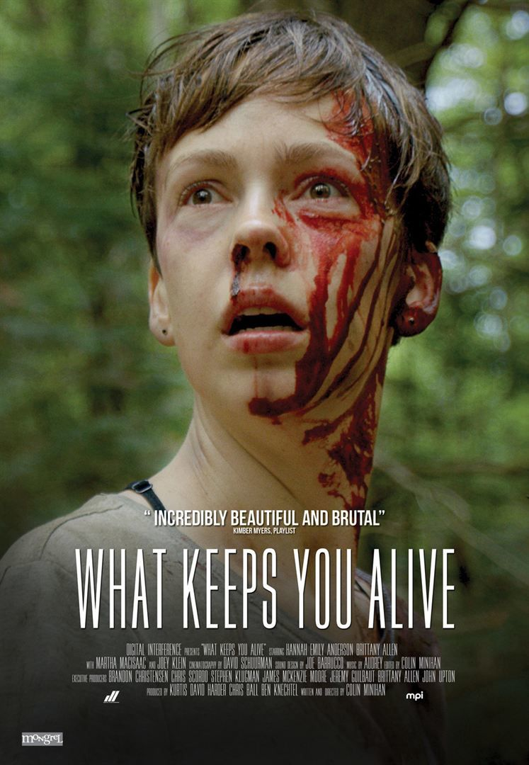 What Keeps You Alive (BANDE-ANNONCE) avec Hannah Emily Anderson, Brittany Allen, Martha MacIsaac