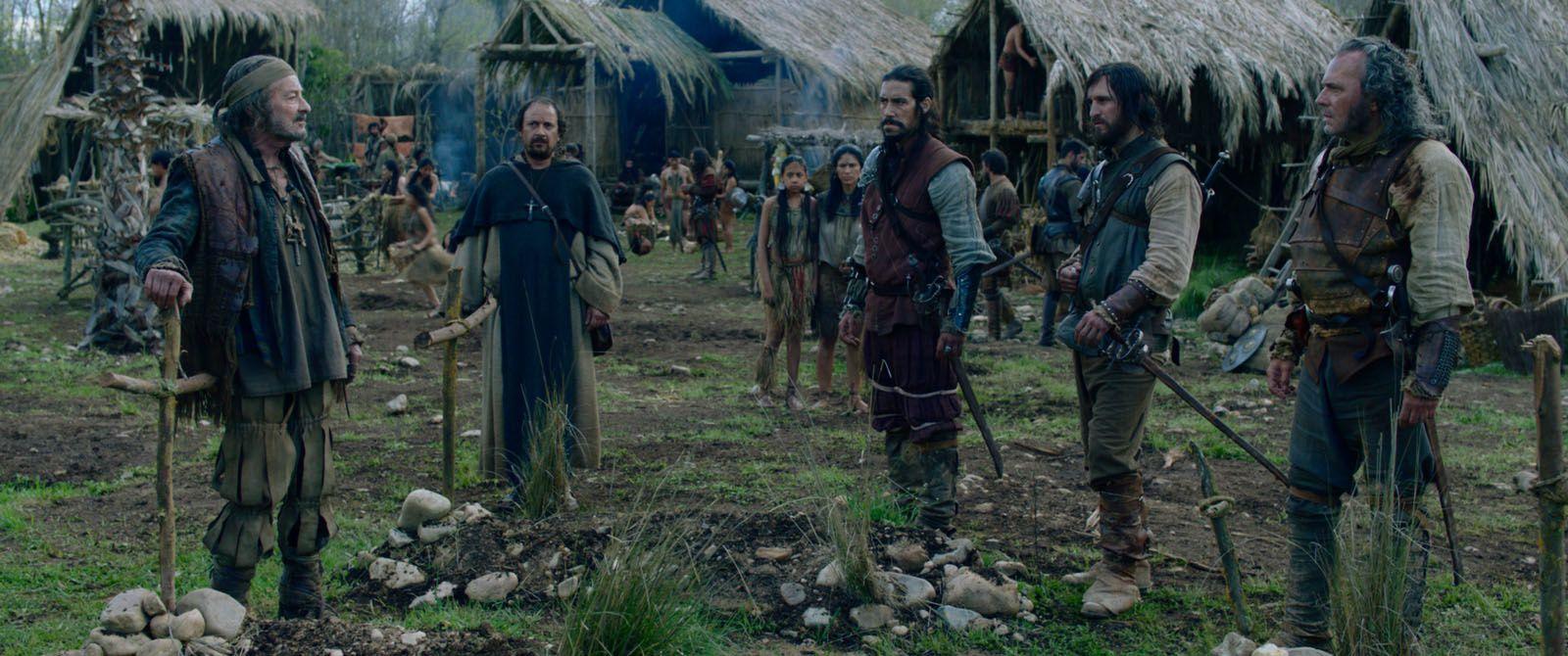 Oro la cité perdue (BANDE-ANNONCE VF) de Agustín Díaz Yanes - En DVD, Blu-ray et VOD le 1er août 2018