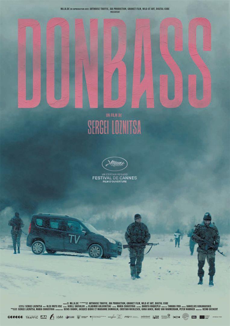 DONBASS (BANDE-ANNONCE) de Sergei Loznitsa - Le 26 septembre 2018 au cinéma
