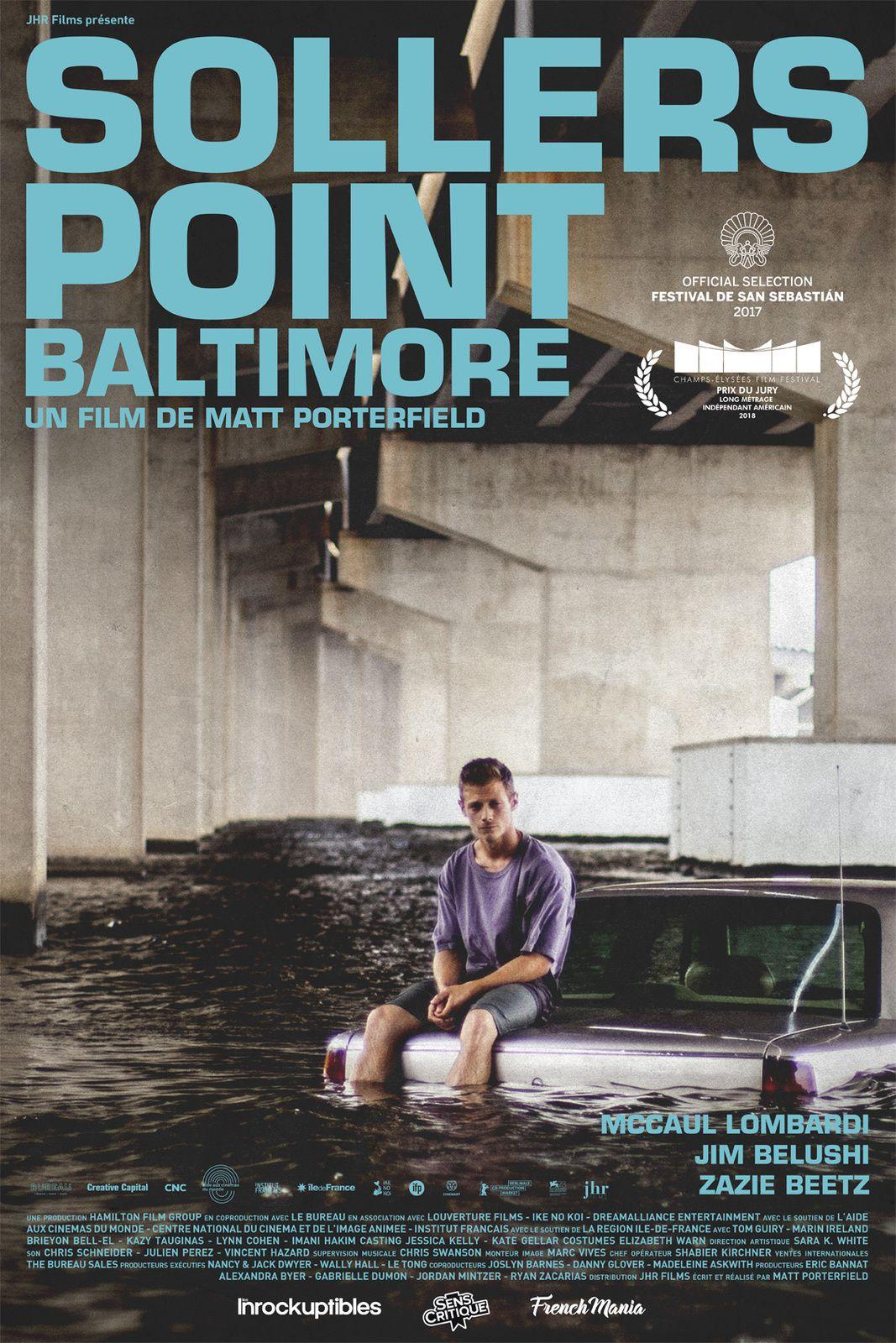 Sollers Point - Baltimore (BANDE-ANNONCE) de Matthew Porterfield - Le 29 août 2018 au cinéma