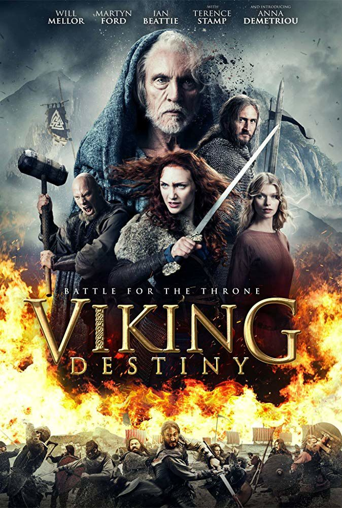 Viking Destiny (BANDE-ANNONCE) avec Terence Stamp, Martyn Ford, Paul Freeman